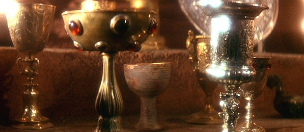 holy grail chalice